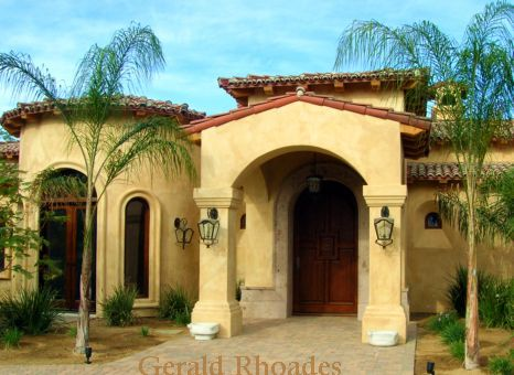 Exterior faux finishing decorative painting los angeles for Painting in los angeles